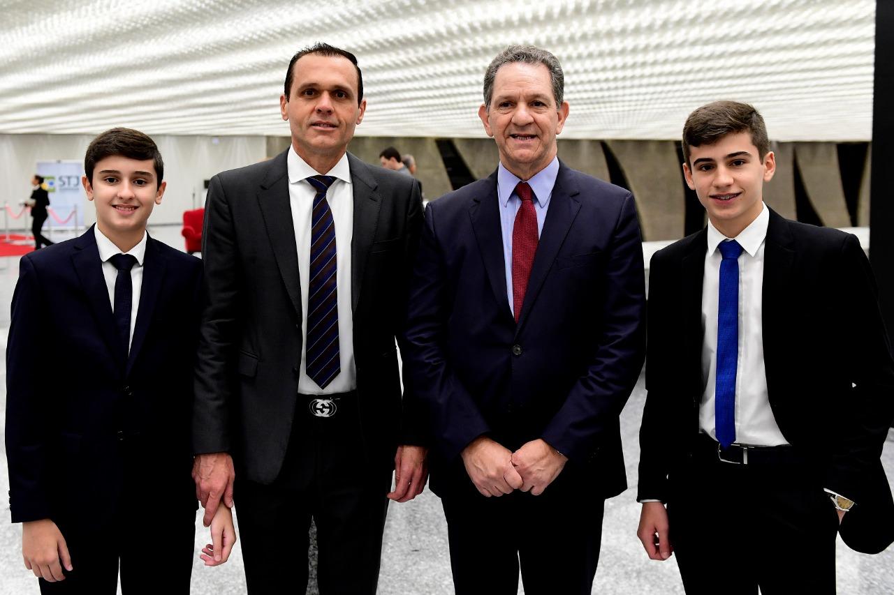 Lançamento do Livro Muda Brasil no STJ