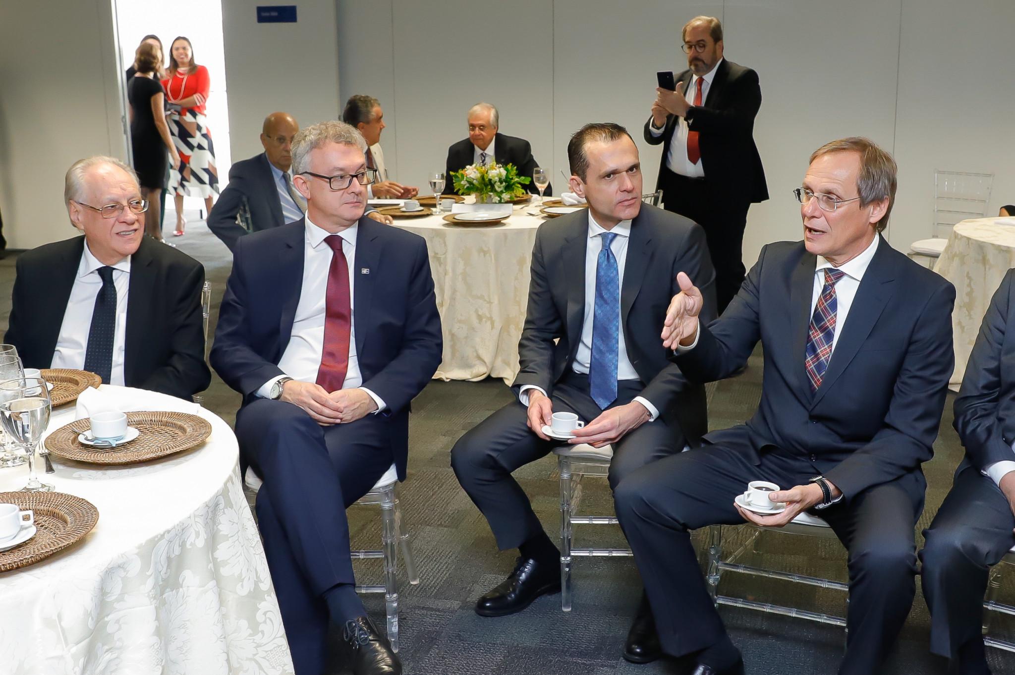 Almoço do Conselho Deliberativo Nacional do Sebrae (CDN)