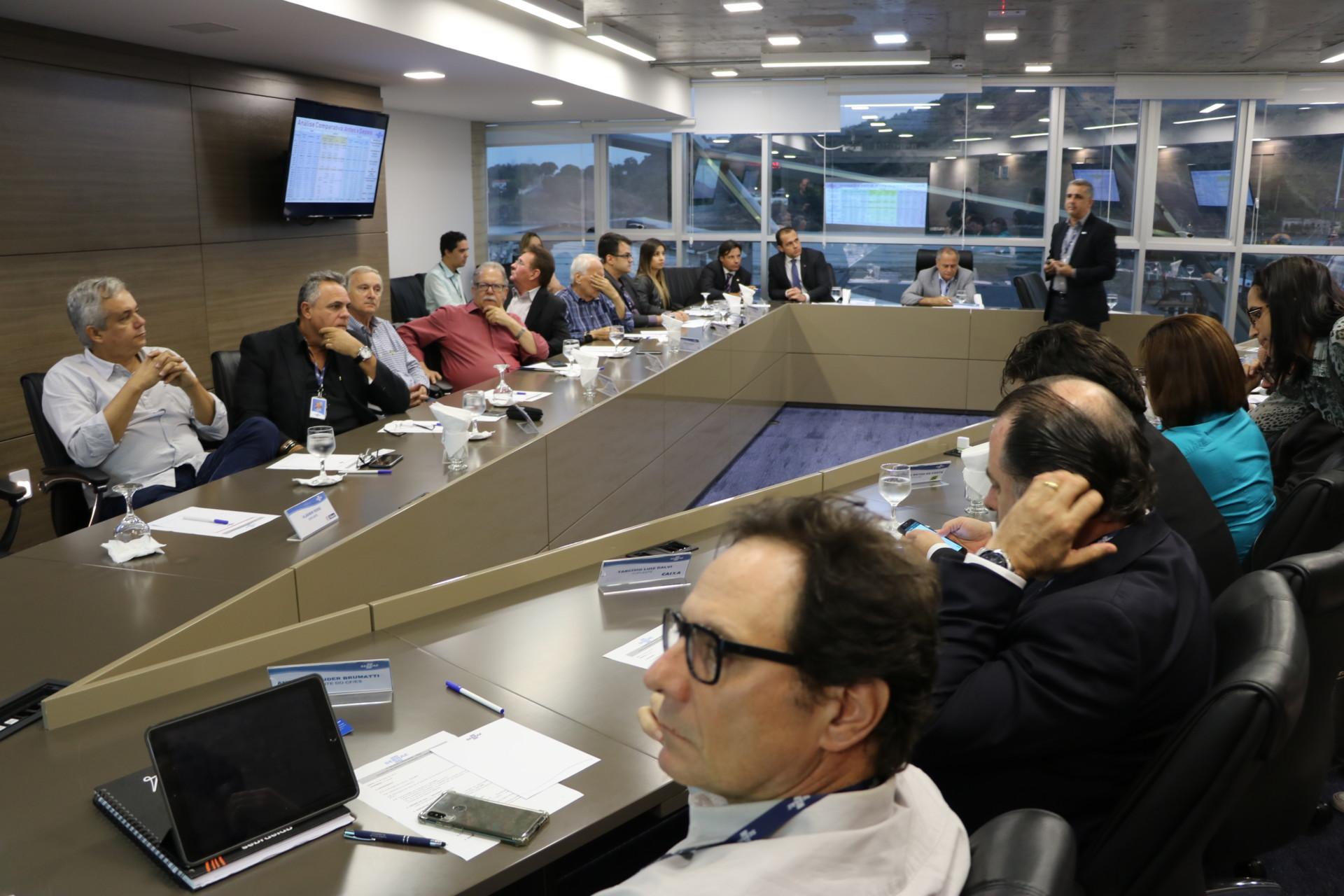 Reunião do CDE do Sebrae/ES