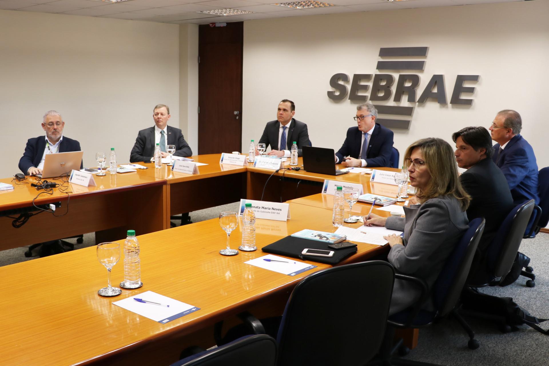 Apresentação das Estratégias de atuação do Sebrae/PR