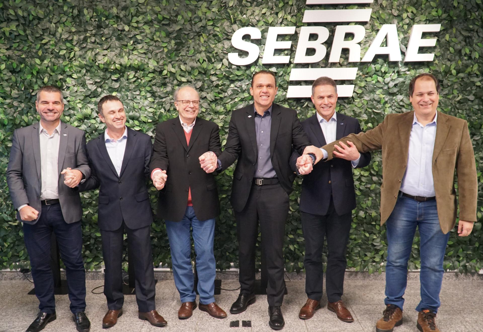 Visita ao Sebrae/RS