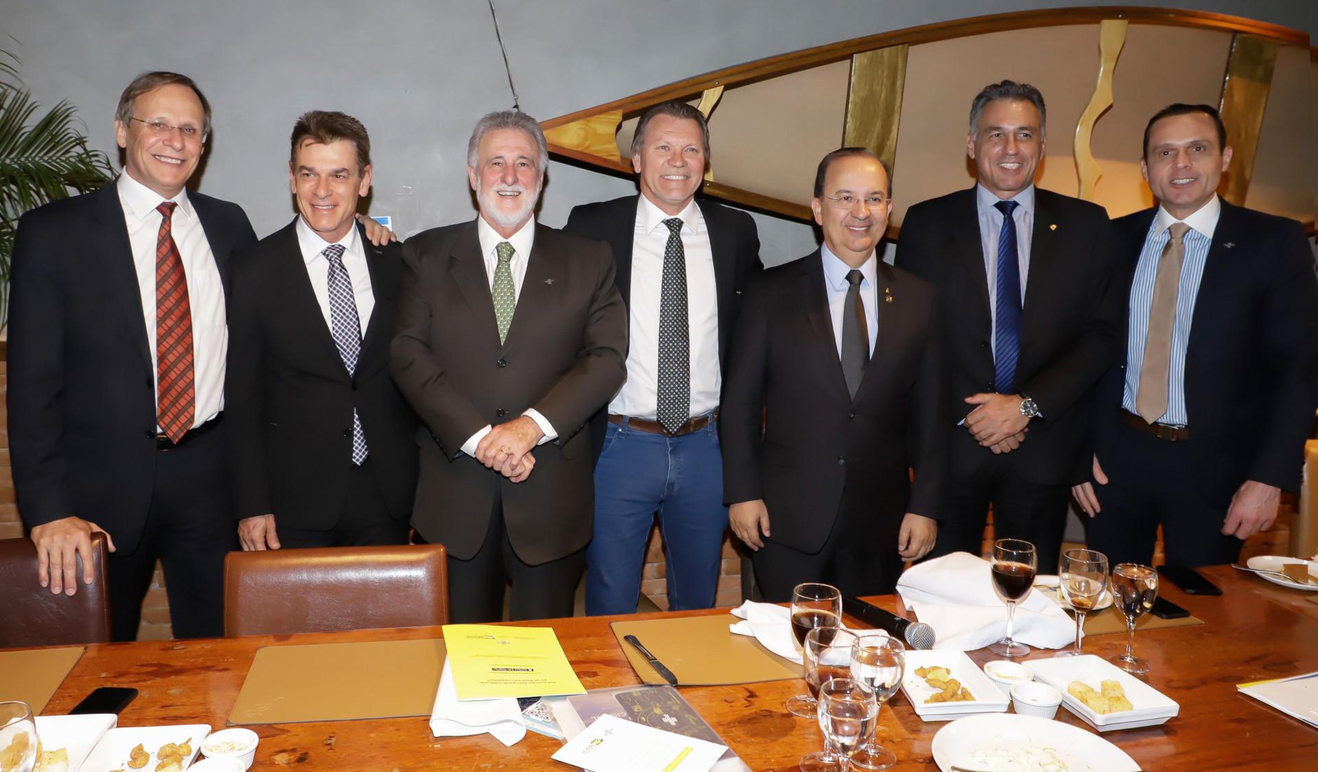 Encontro da Frente Parlamentar da Micro e Pequena Empresa