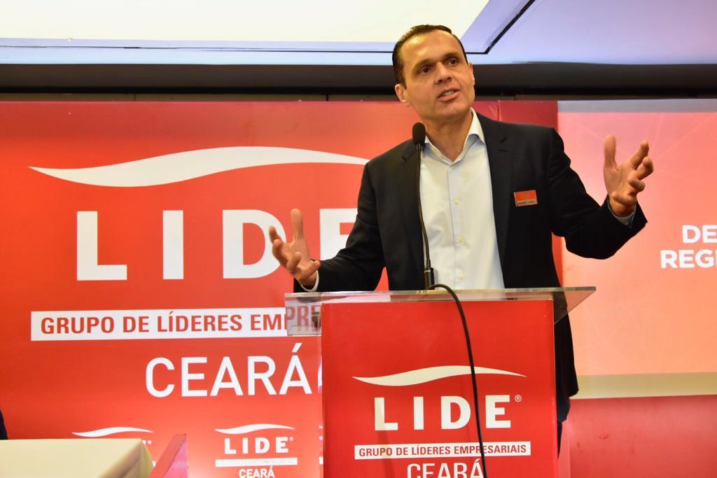 Palestra no LIDE Ceará