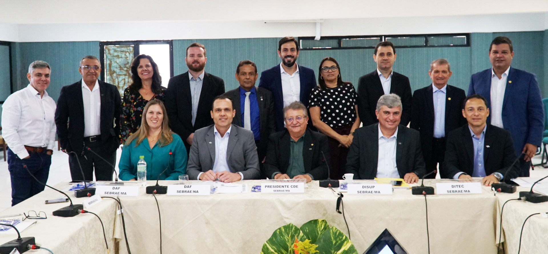 Apresentação na 9a Reunião Ordinária do CDE/MA