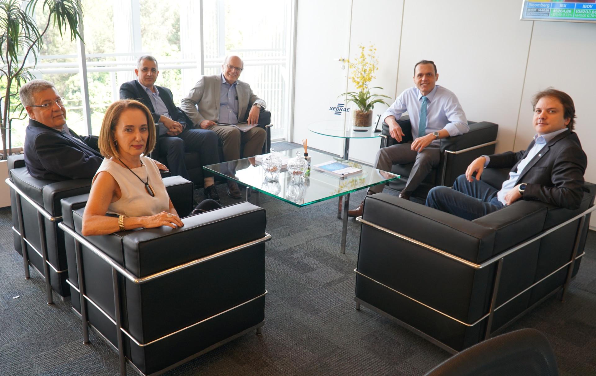 Reunião com representantes da ABASE