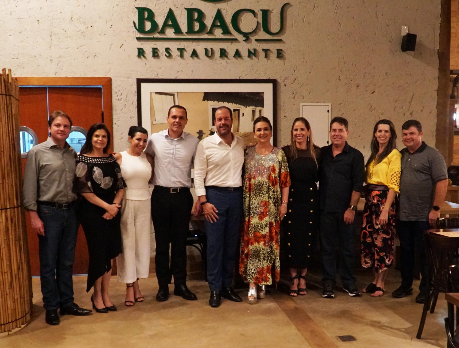 Jantar com a Senadora Kátia Abreu em Tocantins