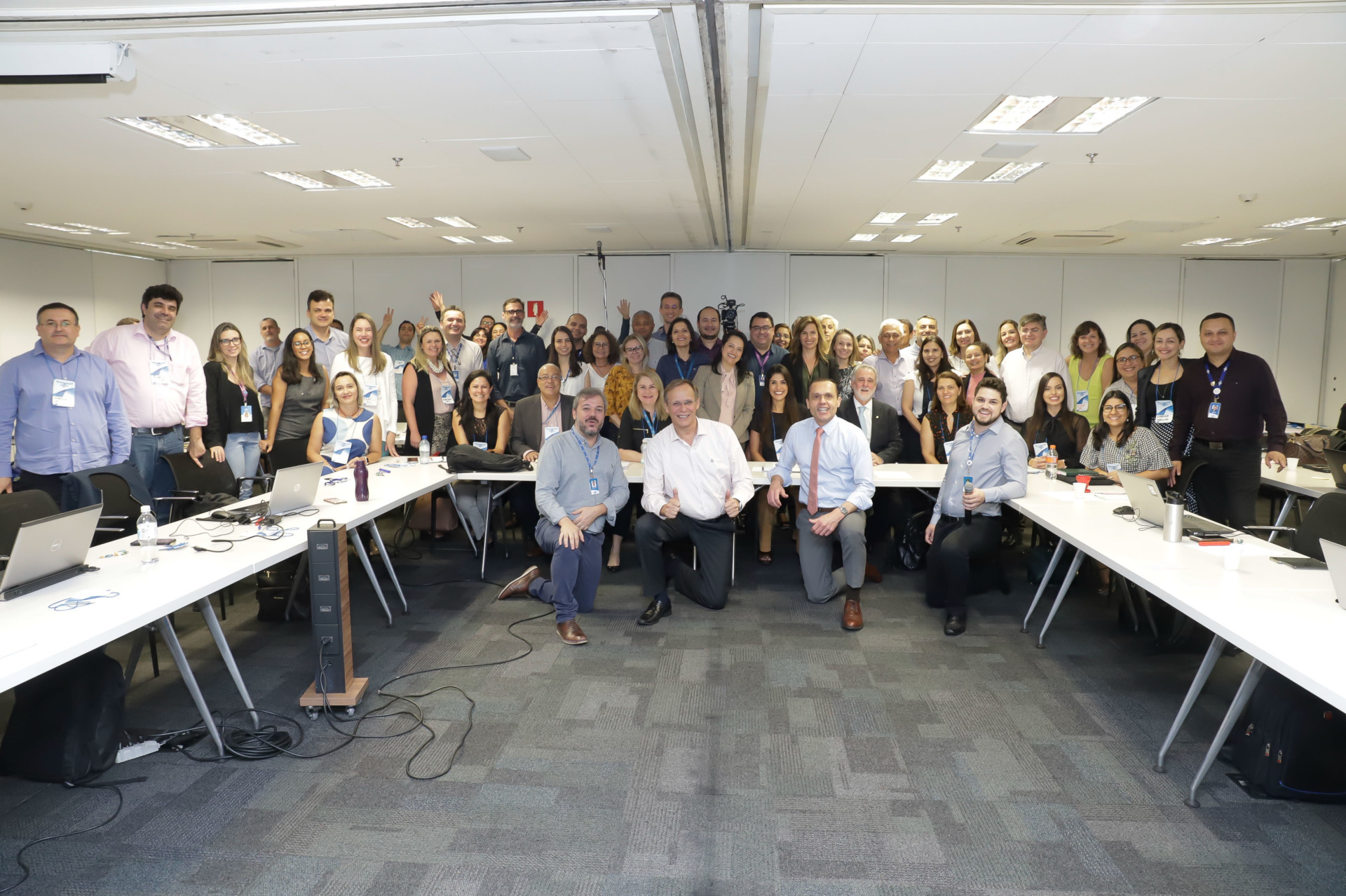 Equipe do SebraeTec se reúne no Sebrae Nacional