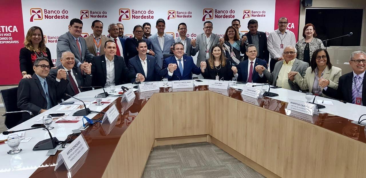 Sebrae e Banco do Nordeste firmam acordo