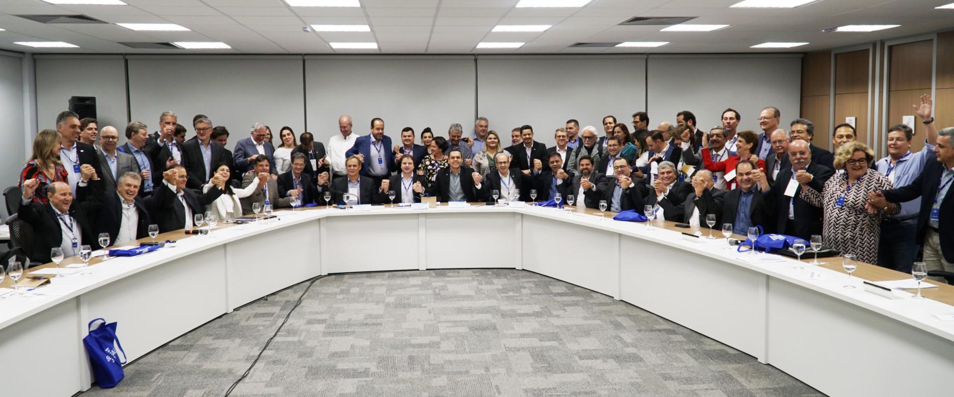 Reunião da ABASE em Minas Gerais