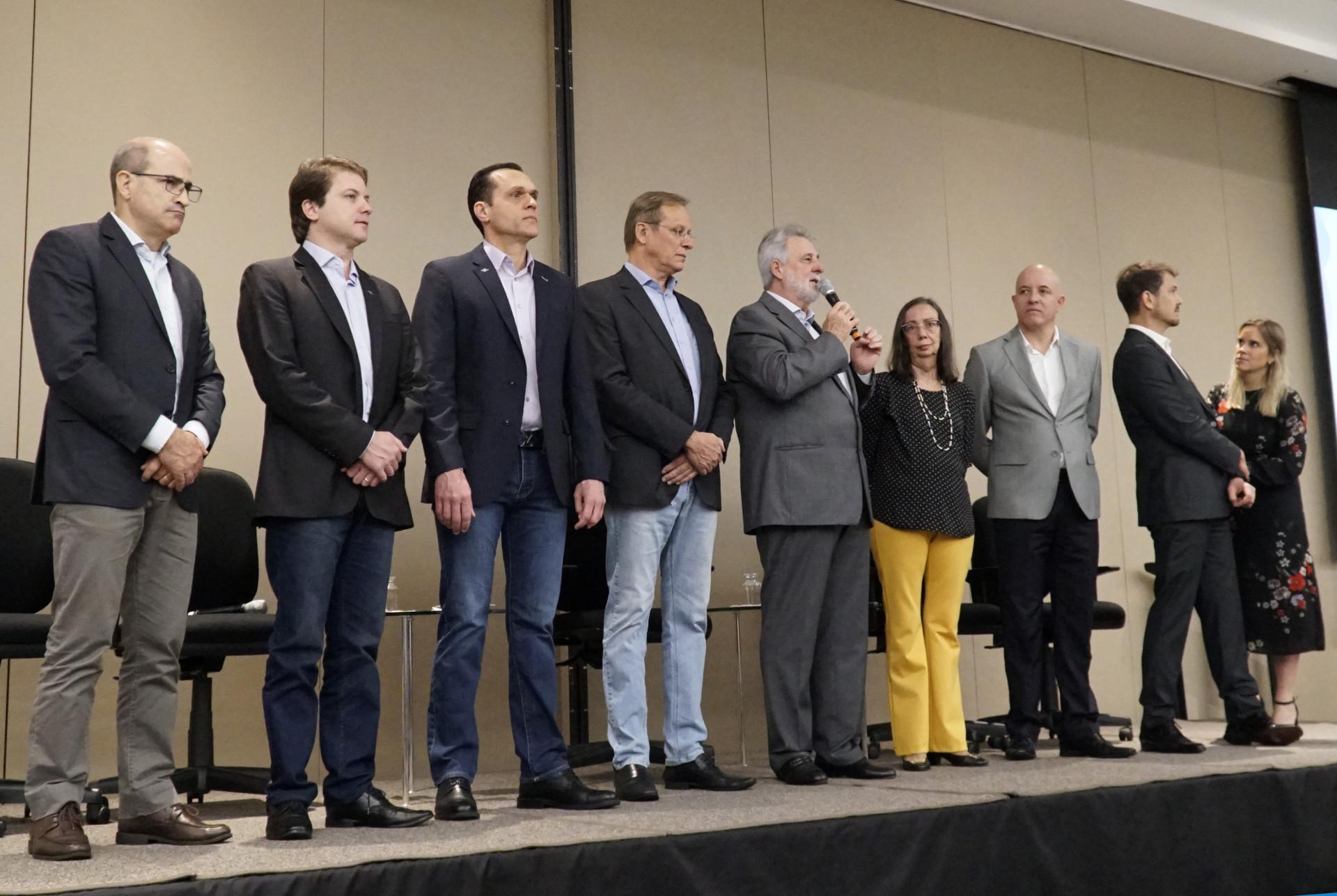 Abertura do planejamento do Sebrae na Fundação Dom Cabral – MG