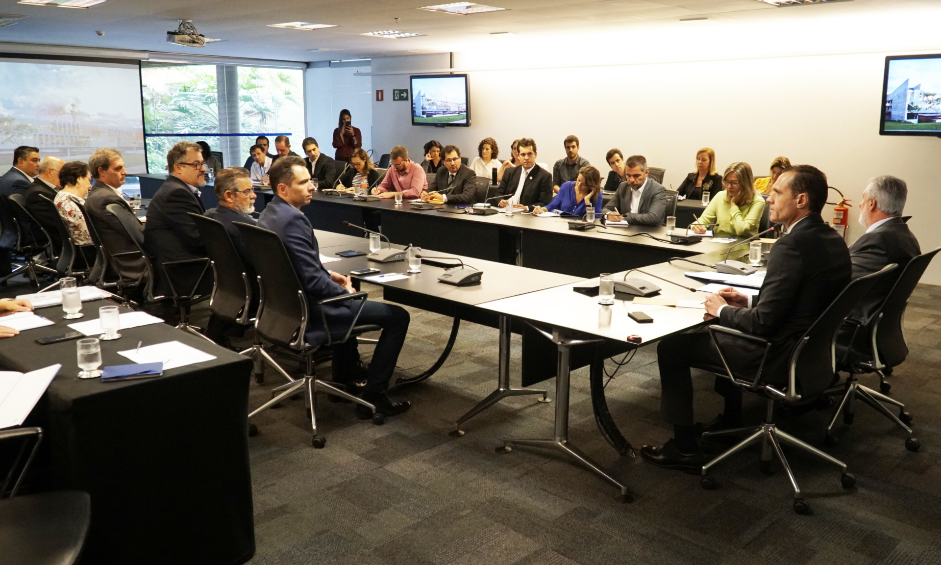 Início dos trabalhos de 2020 marcados por ainda mais integração entre os gabinetes