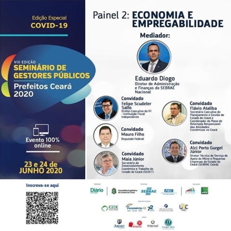 Seminário de Gestores Públicos 2020