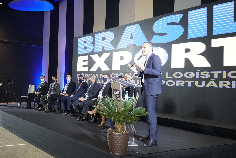 Fórum Nacional de Logística e Infraestrutura Portuária em Brasília