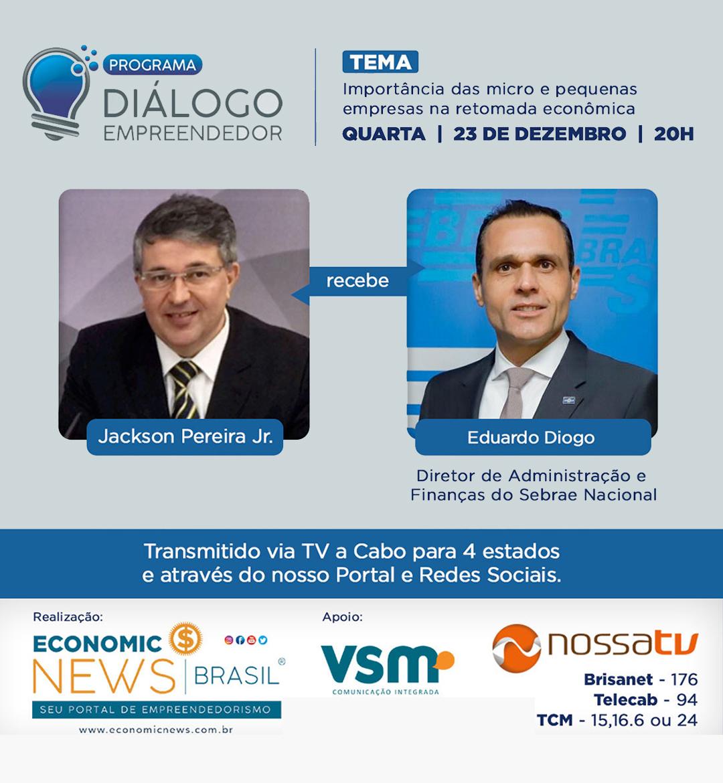 Eduardo Diogo no Diálogo Empreendedor