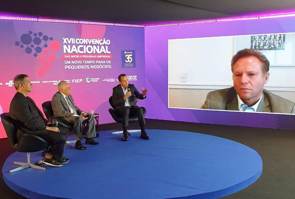 XVII Convenção Nacional das Micro e Pequenas Empresas: Um novo tempo para os pequenos negócios