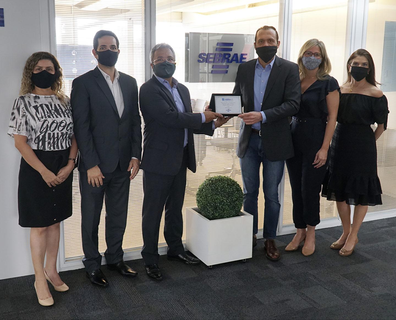 UGP do Sebrae recebe Prêmio Ser Humano 2020 da ABRH-DF