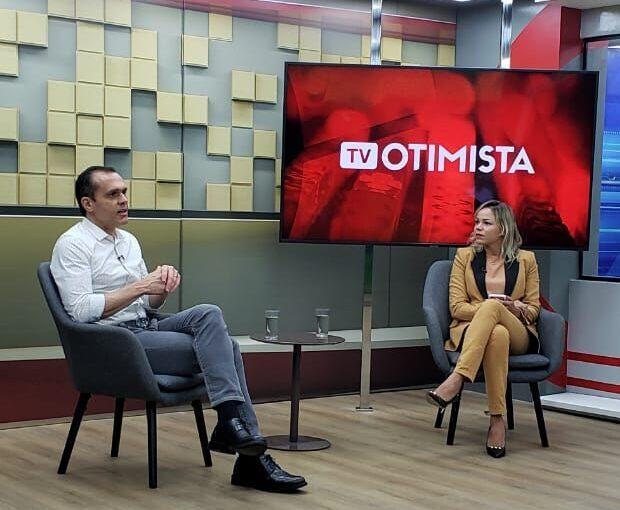 TV Otimista – Páginas Vermelhas com Eduardo Diogo