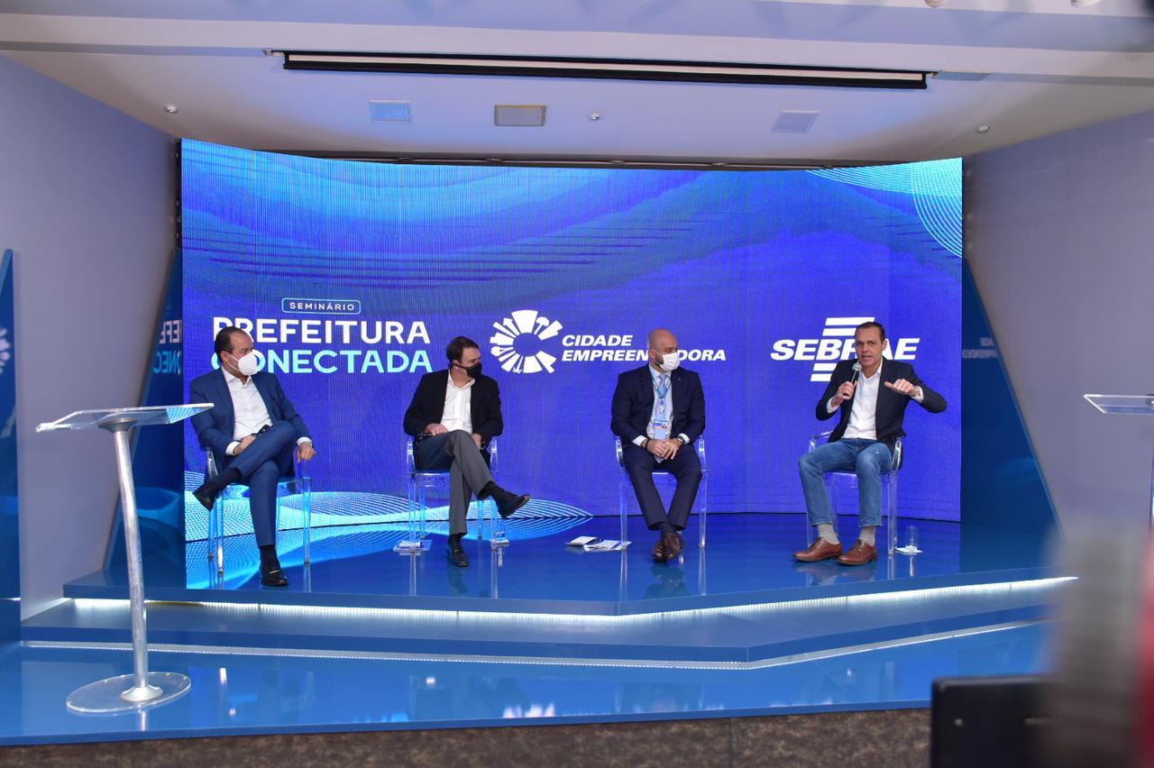 Seminário Prefeitura Conectada