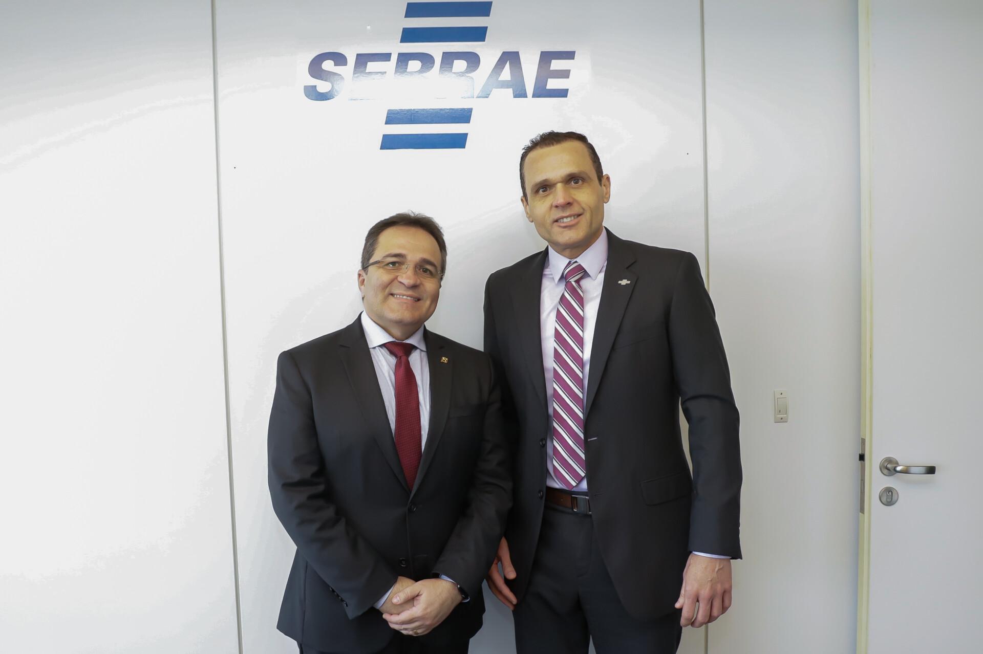 Reunião com o Presidente do Banco do Nordeste