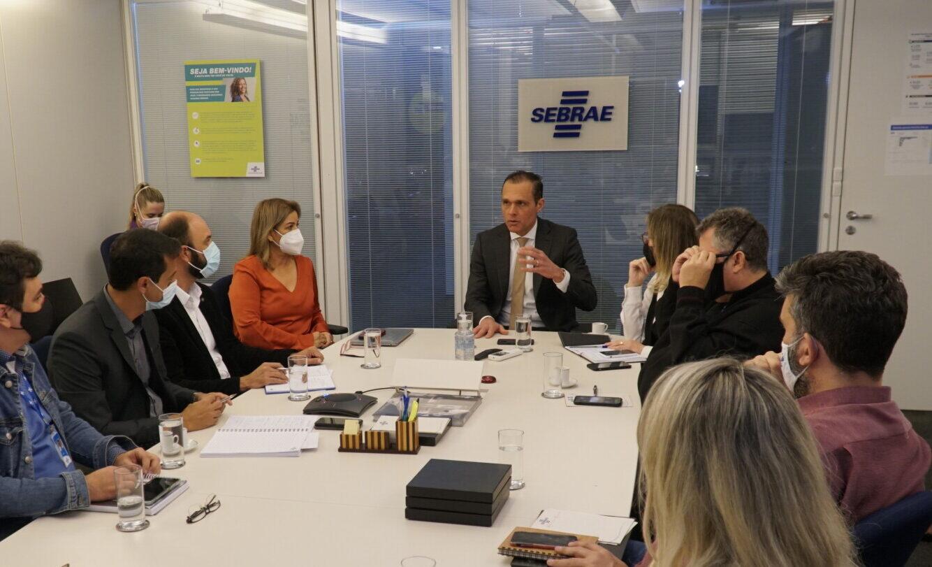Reunião com Gerentes da DAF